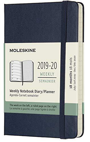 Moleskine Classic 18 Month 2019-...