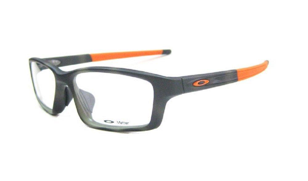 オークリー OAKLEY メガネ フレーム CROSSLINK PITCH クロスリンク ピッチ OX8041-1456 グリーントータス(グリーンデミ)   B01FG38B8I