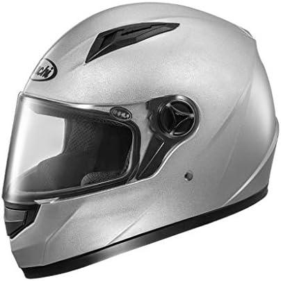 NJ ヘルメット- オートバイのヘルメット男性と女性の四季フルフェイスヘルメットのHD防曇ウォームヘルメット (色 : White yellow flower, サイズ さいず : 31x27cm)