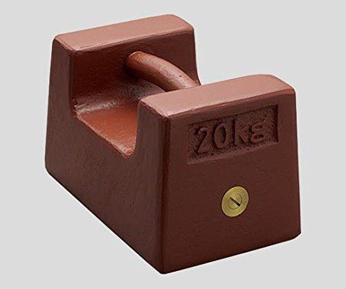 2-441-01枕型分銅M1RF-20KA   B07BDNH8J6