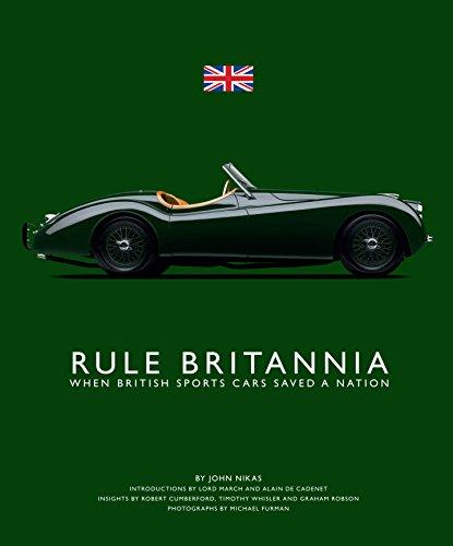 Rule Britannia, When British Sports Cars Saved a Nation