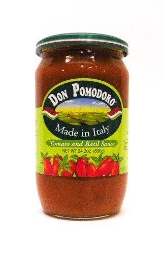 Don Pomodoro Tomato and Basil Sauce 24.3 oz