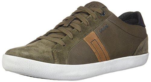 Geox U Box G, Zapatillas para Hombre Marrón (Taupe C6029)