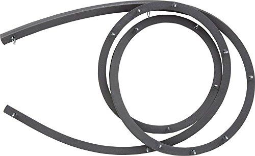(RB)WB32K3 for GE Range Stove Oven Rubber Door Gasket Seal AP2635033 PS244546