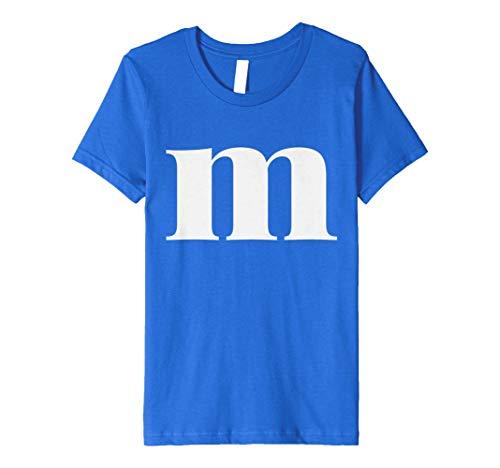 Letter M Shirt