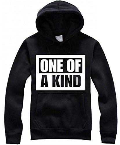 Kpop Bigbang G-Dragon Sweater One Of A Kind Hoodie Fleeces Sweatshirts M Black