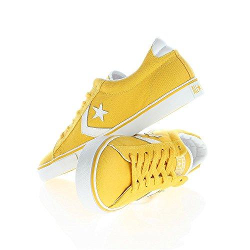 Converse - Zapatillas para deportes de exterior para mujer amarillo