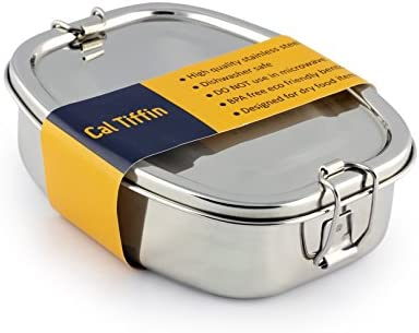 Cal Tiffin Stainless Steel 2 compartment product image