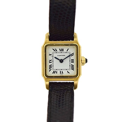 Cartier Santos Dumont Mini mechanical-hand-wind womens Watch N/A (Certified Pre-owned)
