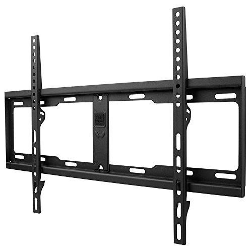 One For All WM4611 Flat Wall Mount for 32 - 84-Inch LED/LCD TV - Black by One For All