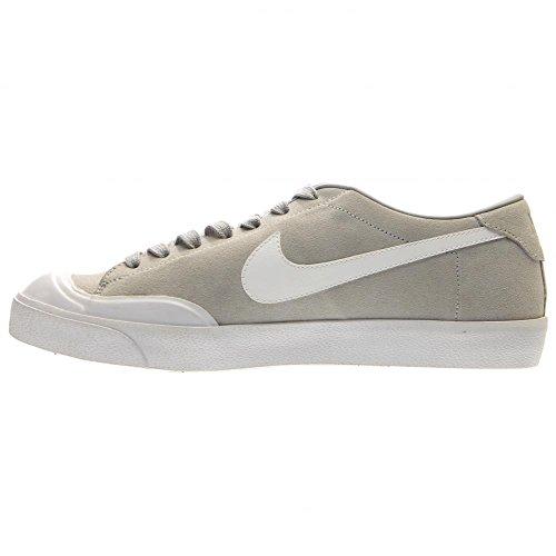 best loved 3bfb5 b3cd1 ... Nike Zoom All Court CK Zapatillas de skateboarding, Hombre Gris /  Blanco (Wolf Grey ...