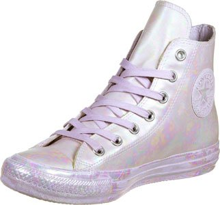 Converse All Star Rubber Oil Slick Hi W chaussures 7,0 purple dusk