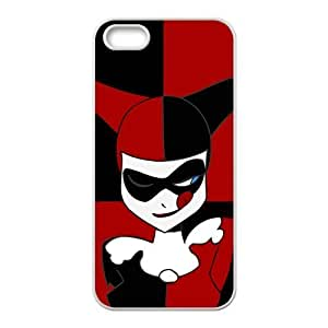 Black and red joker Cell Phone Case For Sam Sung Galaxy S4 I9500 Cover