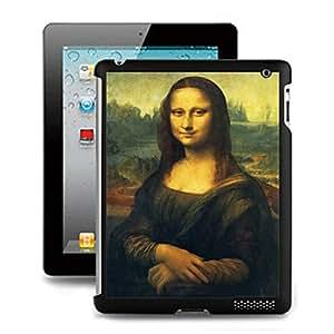 CL - Negro 3D Efecto duro Volver Funda para el iPad 2/3/4