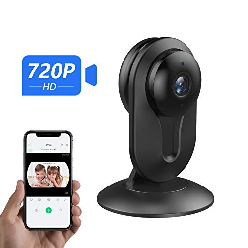 Security Camera System for Home Surveillance, Single Camera Home Camera System Remote Control for Business/Department/Baby