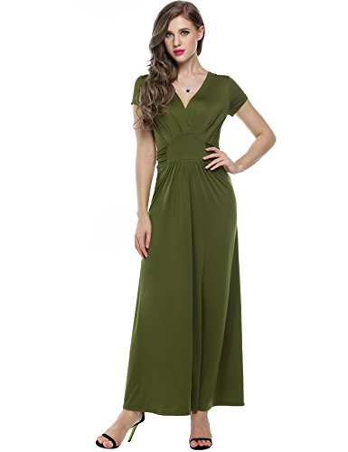 ANGVNS Women Evening Dress Sleeve