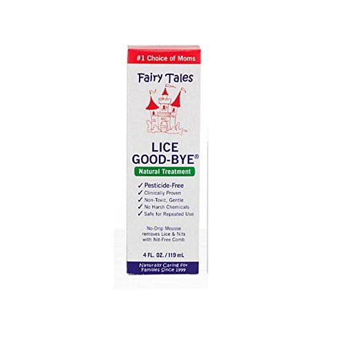 Mousse Fairy Tales Good Bye Treatment