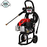 Simpson Clean Machine Simpson 60972 2400 PSI at 2.0 GPM Pressure Washer