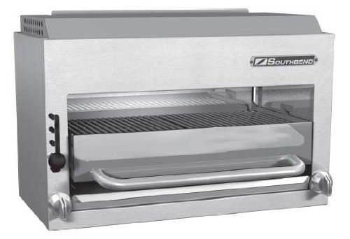 Southbend Platinum Compact Infrared Broiler - P32-NFR by South Bend