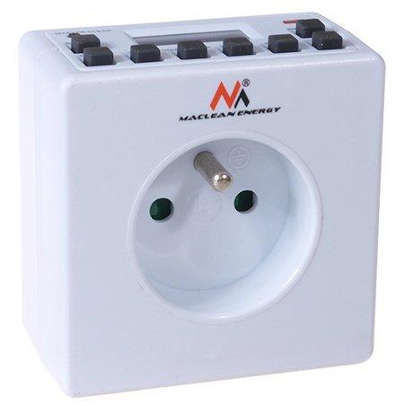 Maclean Energy MCE30 minuterie numérique minuterie programmable
