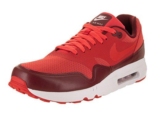 Nike Herre Air Max 1 Ultra 2,0 Væsentlig TurnSko Rød (spor Rød / Spore Rød / Hold Rød / Hvid)