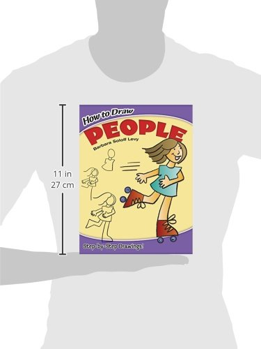 Large Product Image of How to Draw People (Dover How to Draw)