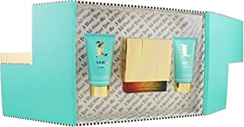 Gwen Stefani L By Gwen Stefani For Women. Set-eau De Parfum Spray 3.4-Ounce Body Lotion 2.5-Ounce Shower Gel 2.5-Ounce