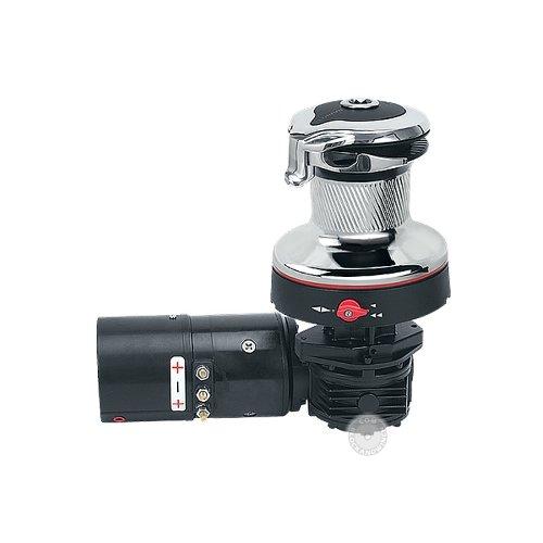 Harken 40 Electric ST Rewind - Cabrestante Radial (Cromo, 12 V, Motor Izquierdo)