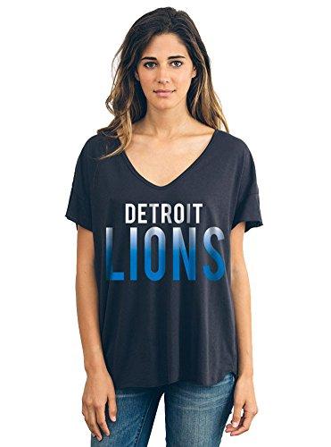 junk-food-detroit-lions-black-wash-v-neck-t-shirt-tee-juniors-medium