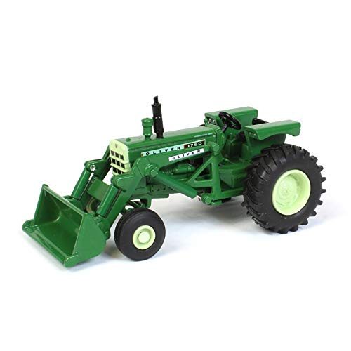 Oliver 1750 Tractor w/ Loader - SpecCast 1:64 SCT694 (Toys Tractor Oliver)