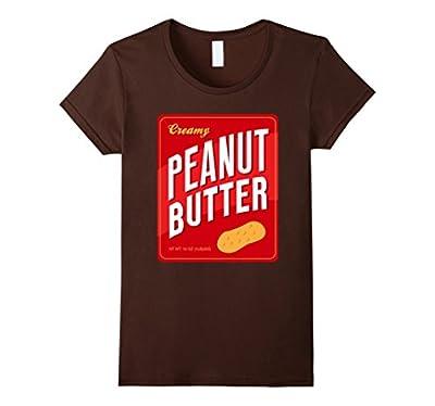 Couples Halloween Costume Shirt, Peanut Butter Matching Pair