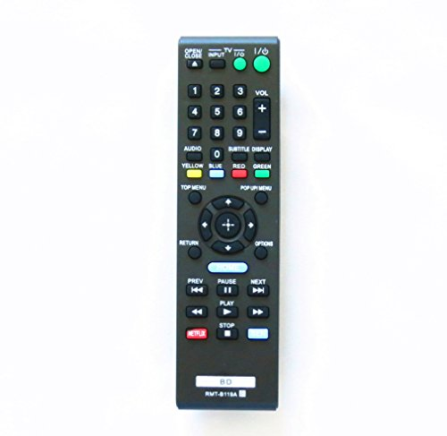 OEM RMT-B119A New Remote Fit for Sony Rmtb119a Blu-ray Playe