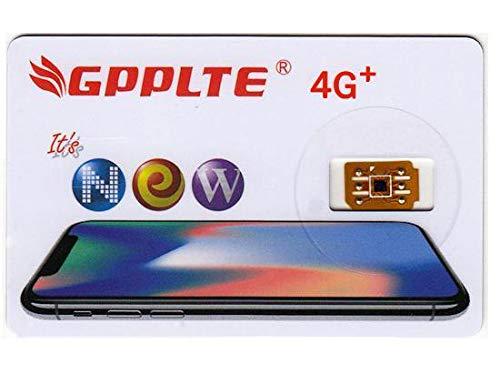 Unlock CHIP Compatible with iPhone 5 - XS, Unlock Sprint,VERIZON, ATT, TMOBILE, Metro, XFINITY to Any GSM SIM, DO NOT Support CDMA SIM Cards