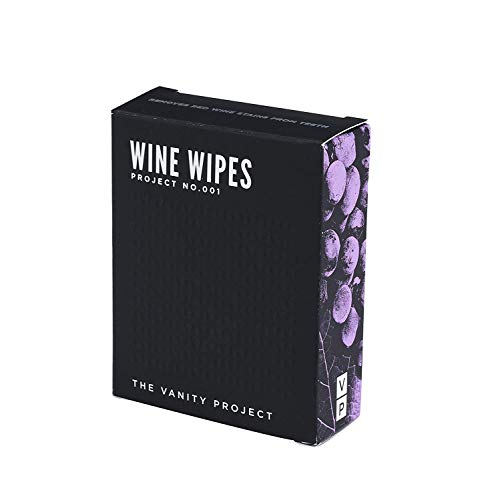 True Wine Stain Removing Wipes 2-inch White, 60-Pack by True (Image #1)