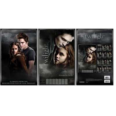 (The Twilight Saga 2010 Oversized Poster Calendar)