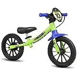 Bicicleta Balance Bike Sem Pedal Masculina - Nathor