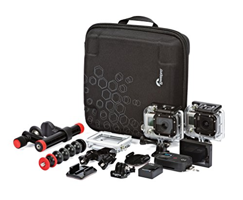 Dashpoint AVC 2 for GoPro and Other Action Video Cameras by Lowepro