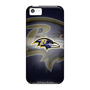 Excellent Iphone 5 5s Case Tpu Cover Back Skin Protector Baltimore Ravens