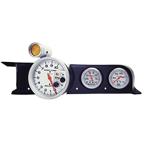 Custom Gauge Pods - Auto Meter 49102 Gauge Works Tachometer Pod