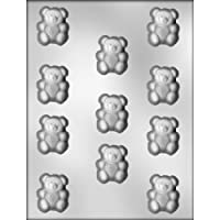 CK Products 1-1/2-Inch Puffy Bear Chocolate Mold