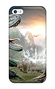Best Tpu Case Skin Protector For Iphone 5/5s Walking With Dinosaurs 3d With Nice Appearance