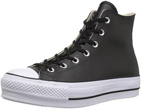 comprando ahora Página web oficial a pies en Converse Women's Chuck Taylor All Star Lift Clean HIGH TOP Sneaker ...