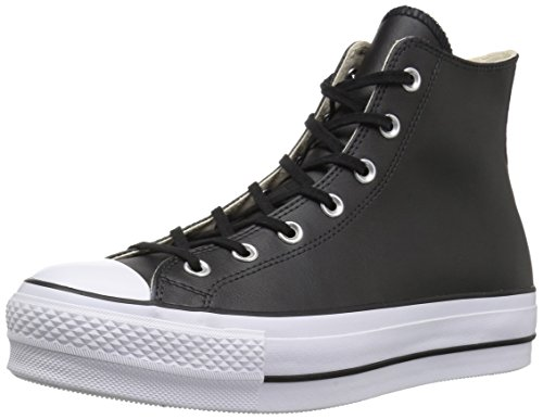 Clean Black Hi White para Zapatillas 001 CTAS Black Converse Negro Altas Mujer White Lift Black w1EBtSBxqI