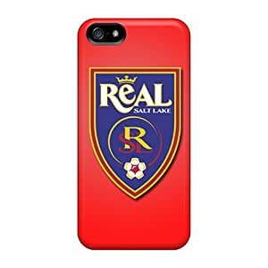 New Arrival Real Salt Lake AmD702vuBn Case Cover/ 5/5s Iphone Case