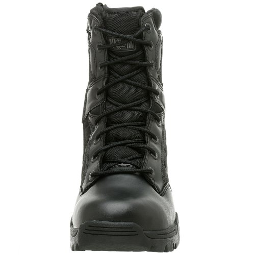 II Boot Men's Magnum Zip Response 8'' Side Black rqErxW7n