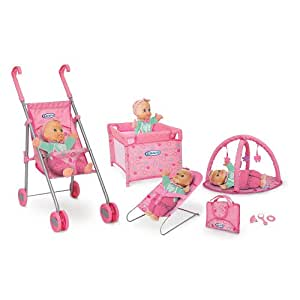 Graco Room Full of Fun Baby Doll Set: Amazon.ca: Baby
