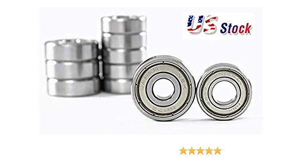 1 Pcs NSK 609 DU Deep Groove Ball Bearing 9x24x7mm Made In Japan 609-2RS MRC SKF