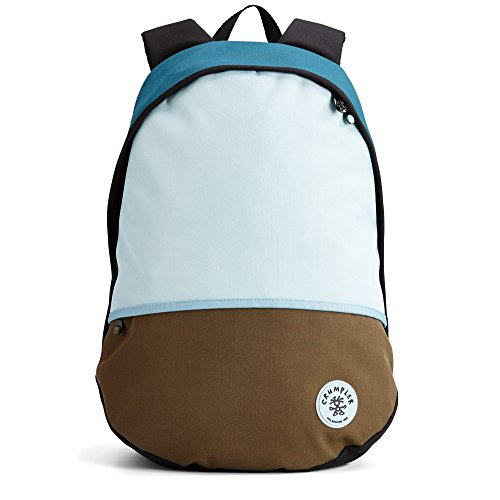 Crumpler Men's The Private Zoo Laptop Backpack 17 L Turqouise