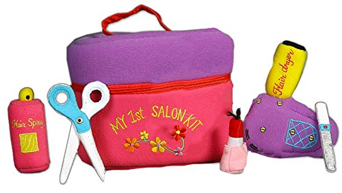 Ababy Rosalina My First Salon Kit Play Bag Learning Child...