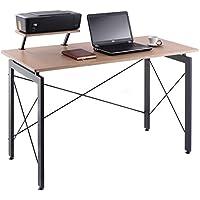 Computer Desk PC Laptop Table w/ Printer Shelf Home Office Workstation Study